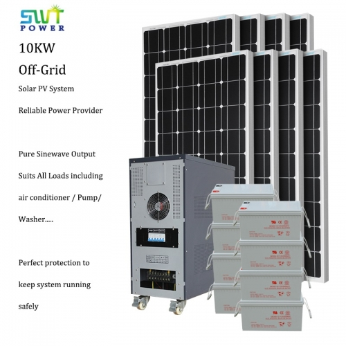 10KW Off-Grid System