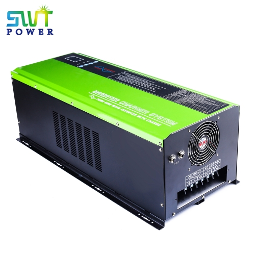 SW-PV1000W to 10000W (Inverter with AC charger )