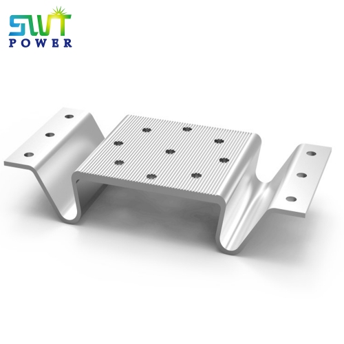 Trimdek metal roof clamp