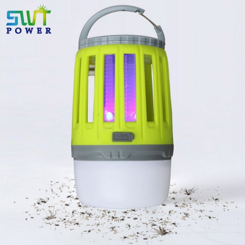 Solar Light with Mosquito killer